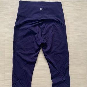 Lulu lemon purple leggings